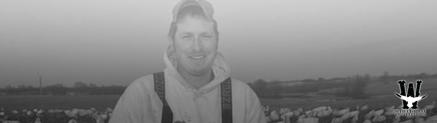 Cody Braat Snow Goose Hunting Guide