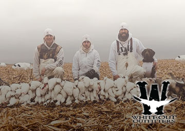 Spring Snow Goose Hunts Pricing