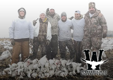 Spring Snow Goose Hunts Frequently Asked Questions